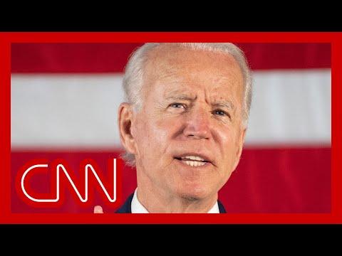 Joe Biden blasts Trump's Covid response