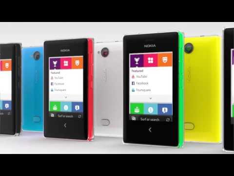 Nokia Asha 503 Dual SIM Commercial