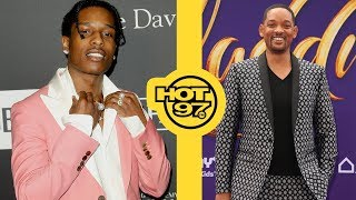 A$AP Rocky Gets Into A Fight Overseas + Ebro Has NEVER Seen 'Independence Day'