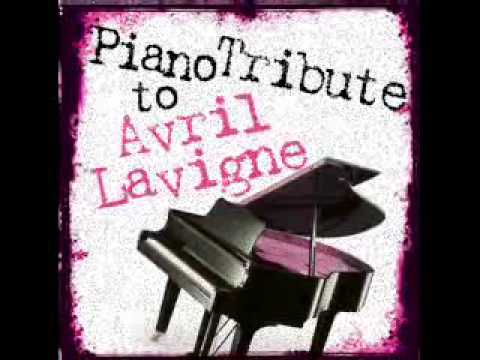 My Happy Ending-  Avril Lavigne Piano Tribute