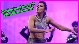 CatherineTresa Extraordinary Dance Performance at Filmfare Awards 2016 South