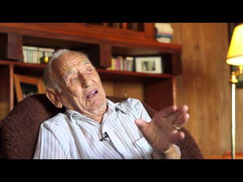 Interview Del Berg (part1), Veteran of the Abraham Lincoln Brigade - Spanish Civil War