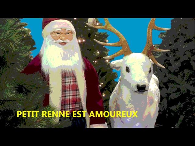Petit Renne est amoureux #ChantdeNoël #PetitRenne