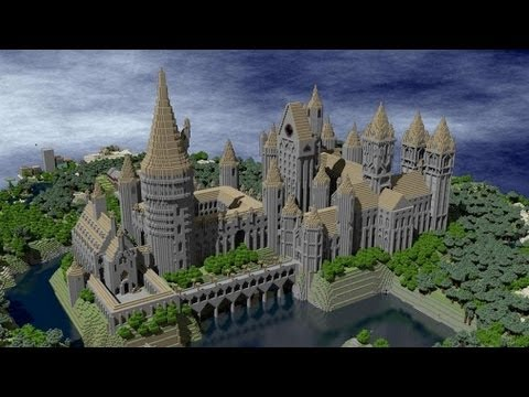 Minecraft Harrypotter Map Youtube