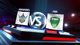 Grup A: Persipasi Bandung Raya vs Persegres (3-2) - Match Highlights