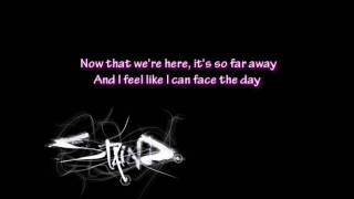 Staind - So Far Away Lyrics