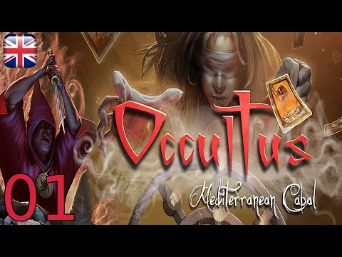 Occultus: Mediterranean Cabal - [01/08] - English Walkthrough |