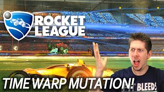 Rocket League: Time Warp Mutation!