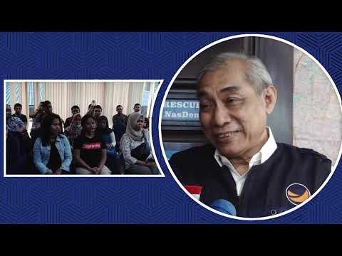 Gelombang Dua Rescue NasDem Siap Terbang ke Lombok
