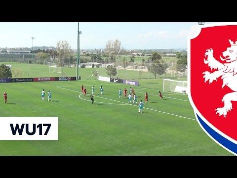WU19:  Česká republika - Turecko 2:2 (1:1)
