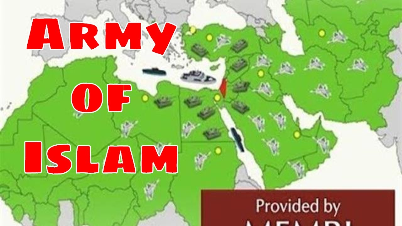 'Army of Islam' would be world's biggest military proposed by TURKEY