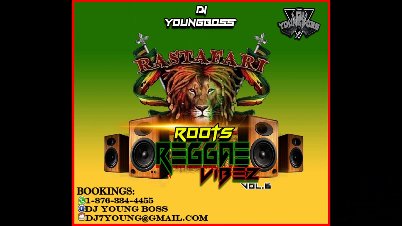 2018 Feb Roots Reggae Consciousness new Riddims One Drop Mix (DJ Young Boss)