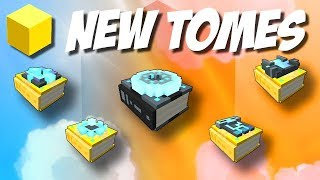 Trove - Crafting ALL New Heroes TOMES   Part 1 of 2