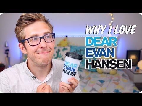 Why I Love Dear Evan Hansen | Evan Edinger