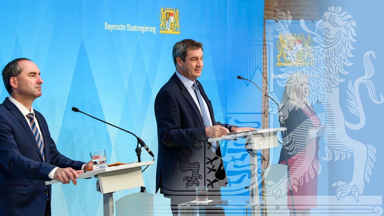 Video in Gebärdensprache: Pressekonferenz zur Corona-Pandemie (30.06.2020) - Bayern
