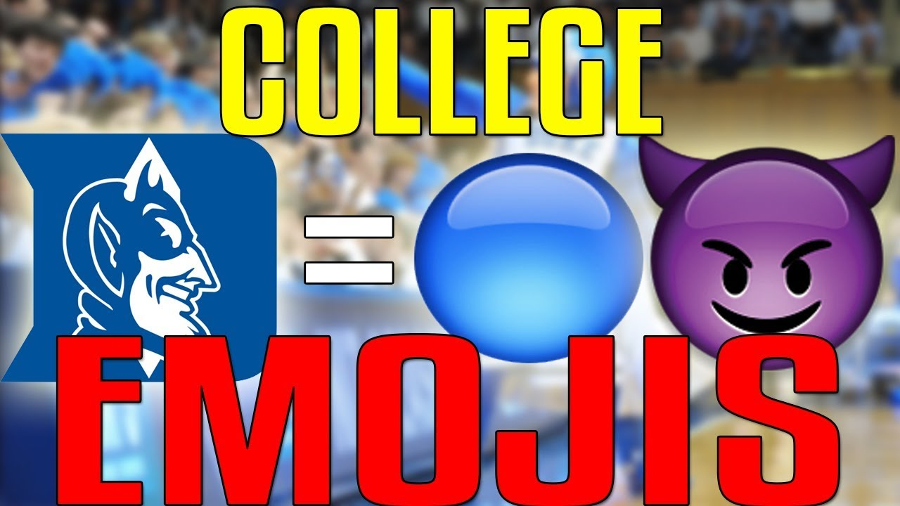 College Basketball Emoji Quiz Kot4q Youtube