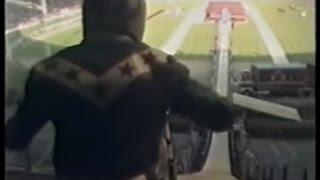 History of Evel Knievel jump 13 bus may 1975 Wembley Stadium