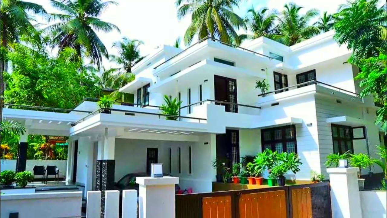 Very beautiful house in Low budget kerala homes 2018 to ...