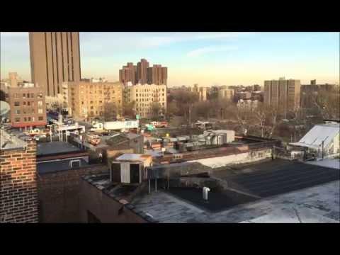 FDNY BATTLING 3 ALARM FIRE ON W. 179TH ST. IN WASHINGTON HEIGHTS, MANHATTAN, NEW YORK CITY.