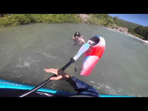 Kayaking the Little Missouri River 5.6 ft