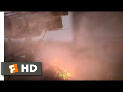 Short Circuit (6/8) Movie CLIP - Your Mama Was a Snowblower (1986) HD
