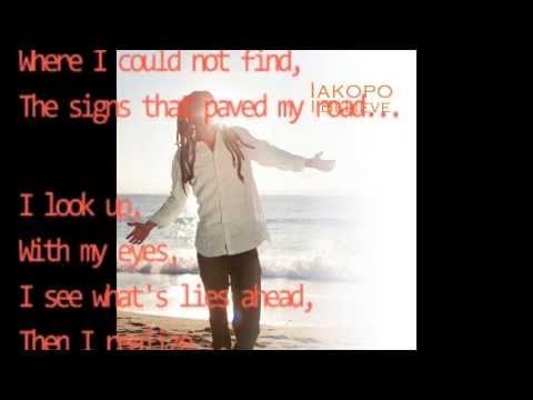 iakopo - i believe ( lyrics video )