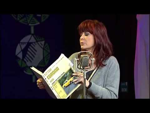 Chrissie Amphlett - Singing from a Corona manual