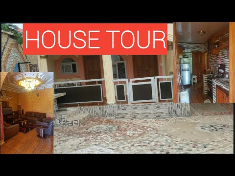 A Guest house tour IN CAMEROON  (CAMEROON TOURISM)