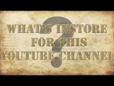 Video 3: Upcoming events on the Channel
