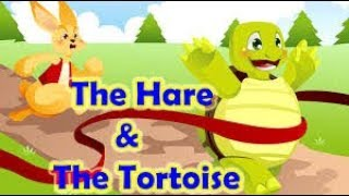 The Hare and the Tortoise | English Short Stories For Children | AppGame For Kids