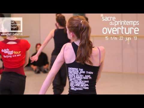 Sacre du Printemps/Overture - an interview with the choreographer Shen Wei (Sacre du Printemps)