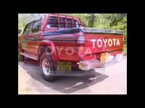 Toyota Hilux Double Cab For Sale In Sri Lanka