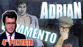 ADRIAN 4 puntata RIASSUNTO e RECENSIONE Entra in scena ENRICO MENTANA!