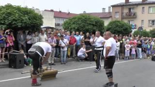 Mistrzostwa Polski Federacji Polski Strongman (Tuchów, Wehikuł Czasu)