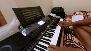 rhythm of the rain -- CASIO MZX-300 pemula