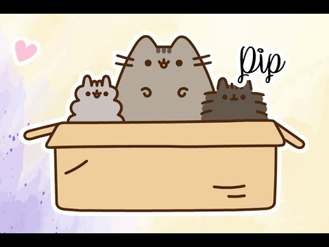 All About PUSHEEN's Brother PIP 🐱