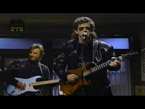 Lou Reed - Dirty Boulevard (live)