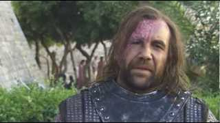 Rory McCann on Sandor and Sansa