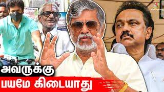 இந்த Government ஏதாச்சும் பண்ணுவாங்கன்னு நம்புறேன்: SAC Interview | Vijay, Traffic Ramaswamy