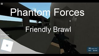 Roblox | Phantoms Forces | 1v1 of the year!