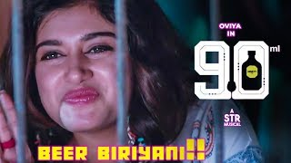 beer-biryani-song-reaction-str-oviya-90-ml-mirchi-vijay
