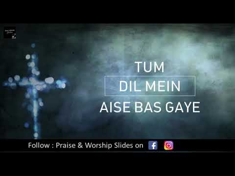Dil Mein Jaan Mein by Amit Kamble | Hindi Christian Song