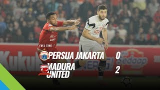 [Pekan 8] Cuplikan Pertandingan Persija Jakarta vs Madura United, 12 Mei 2018