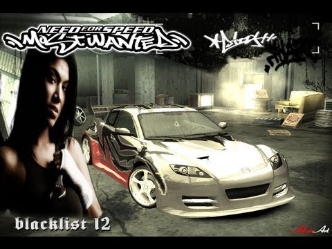 Nfs Most Wanted Blacklist 12 Izzy Hd Pc Youtube