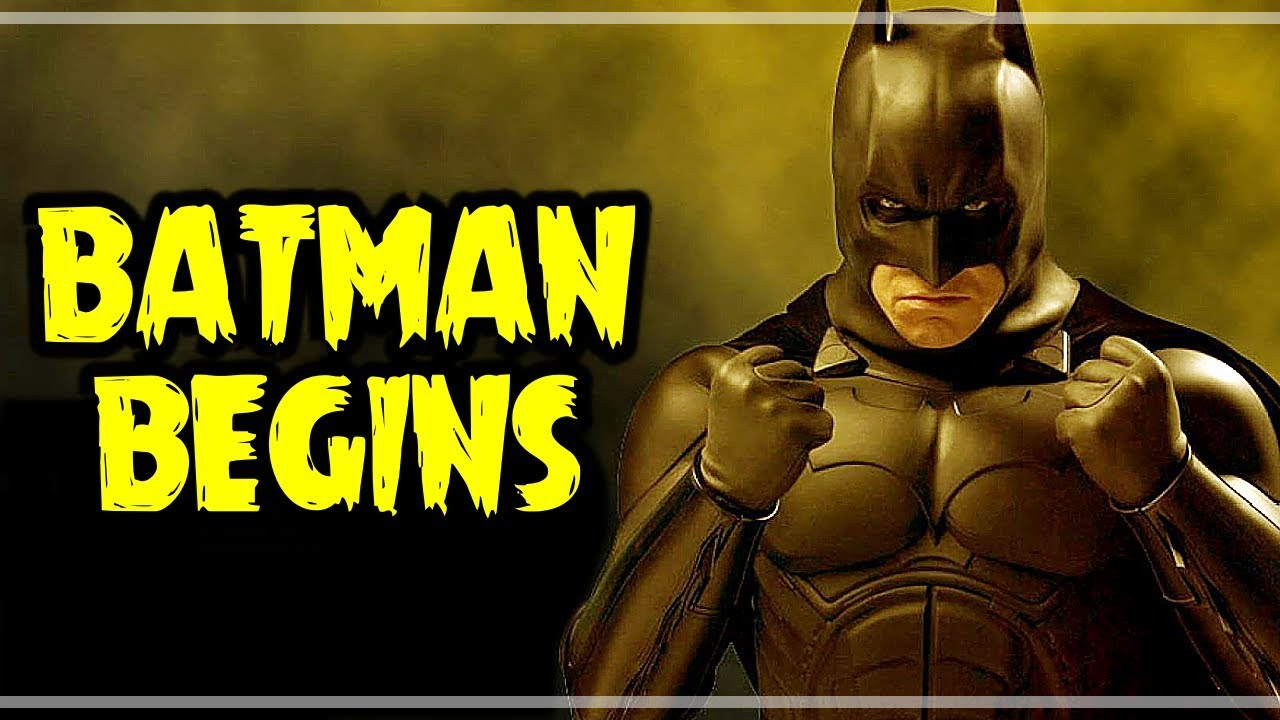 Batman Beggins