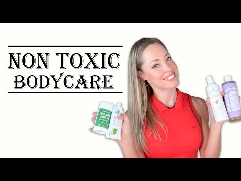 My favourite NATURAL BODY CARE Products (2019) | Non-Toxic Body Care