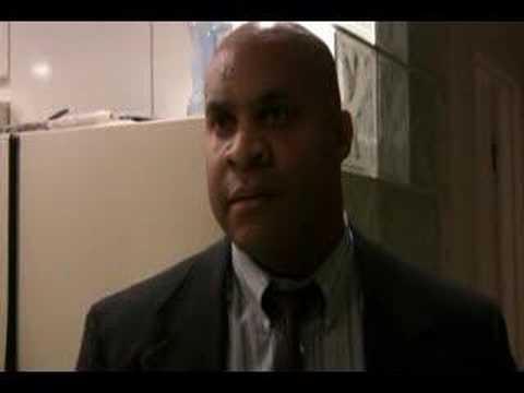 CSI Miami Scene Starring Gabriel Land, and Marvin Newton