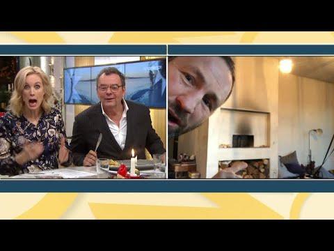 """""""Pizza är världens mest misshandlade rätt"""" - Nyhetsmorgon (TV4)"""