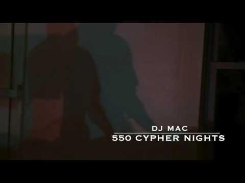 DJ MAC | 550 CYPHER NIGHTS - VOL. 1 | BBOY MIXTAPE