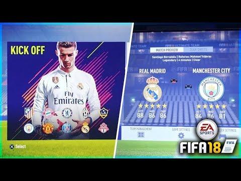 VAZOU UMA GAMEPLAY DO FIFA 18 NA E3!!?? OLHA ISSO!!